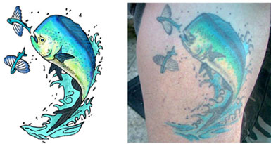 Design Your Own Tattoo, Tattoo Design Software,Design a Temporary Tattoo